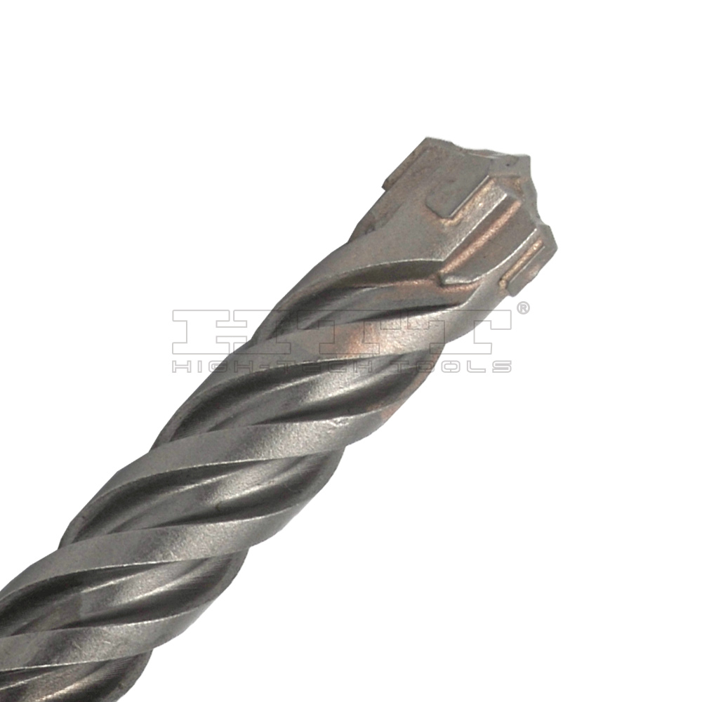 SSD 4Cutter Hammer Drill Bit SDS-plus 4H Flutes